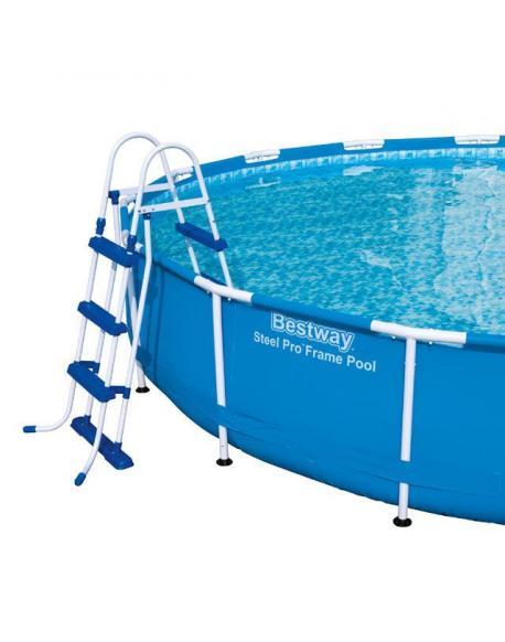 Schůdky pro bazény 107 cm