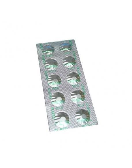 Tablety do testeru na měření pH