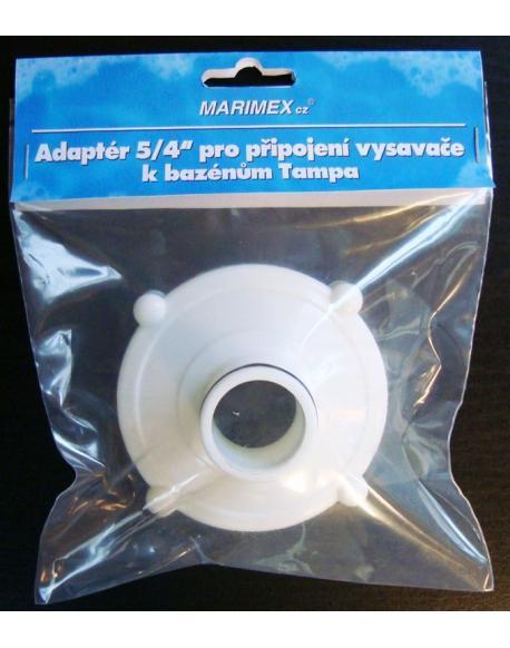 Adaptér pro připojení vysavače k bazénům Tampa (5/4)