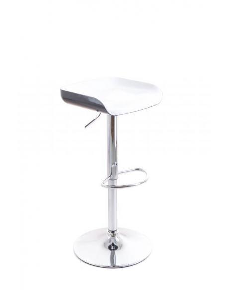 Barová židle G21 Whieta white/black