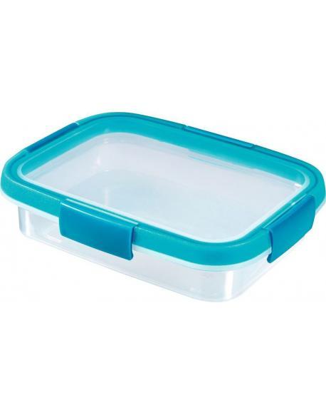 Dóza na potraviny SMART FRESH 1,2L - modré víko