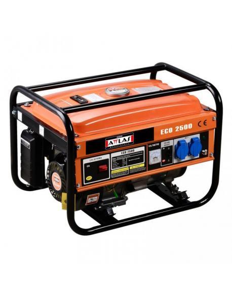 Benzínový generátor Sharks SH 2580-PT