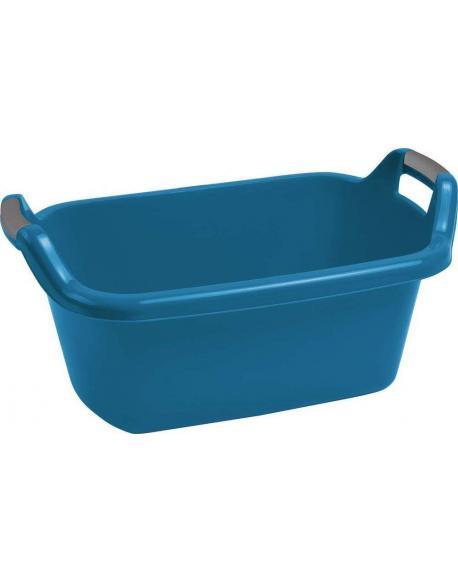 Umyvadlo s držadly CURVER 35L - modrá