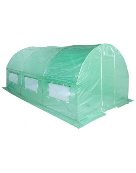 Fóliovník 300 cm x 450 cm (13,5 m2) zelený