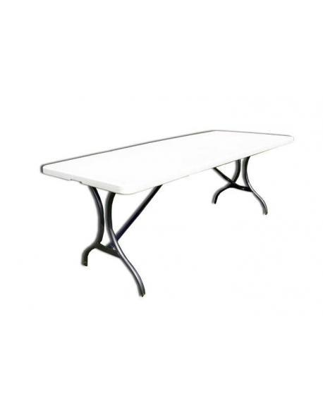 Zahradní skládací stůl - 183 cm