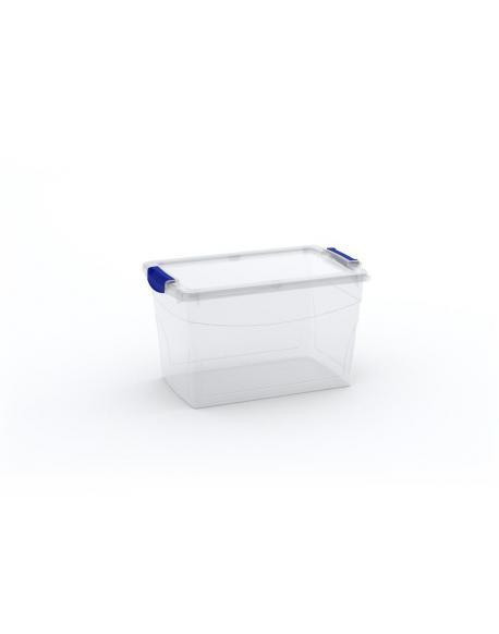 Transparentní úložný box OMNI KIS - M