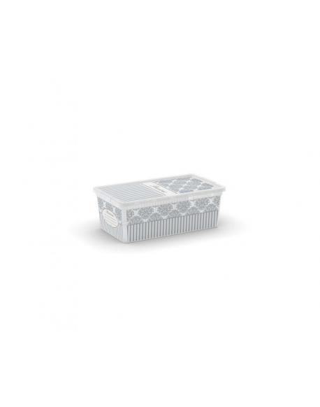 Plastový úložný KIS C box CLASSY - XS