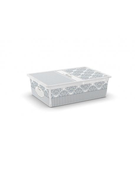 Plastový úložný KIS C box CLASSY - L