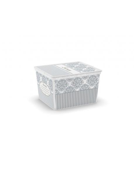 Plastový úložný KIS C box CLASSY - CUBE