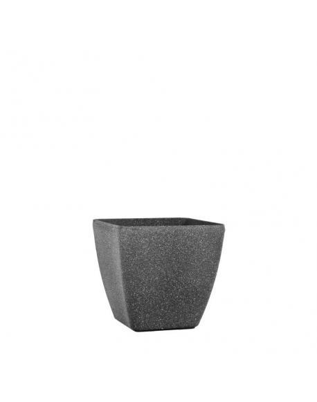 Květináč G21 Industrial Cube 35x34x35
