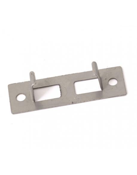 Příchytka G21 nosníku terasových prken 5x3 cm k podkladu, ocelová