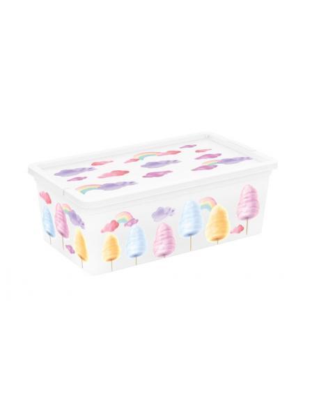 Plastový úložný box KIS C PORTOBELLO - XS