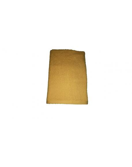 Osuška Unica - 70x140, žlutá