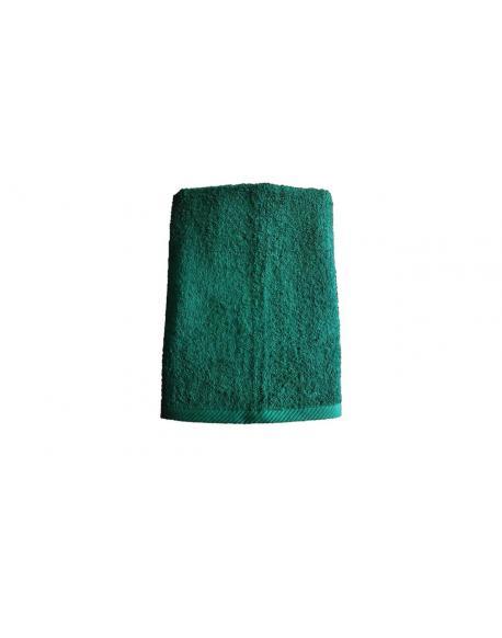 Osuška Unica - 70x140, tm.zelená