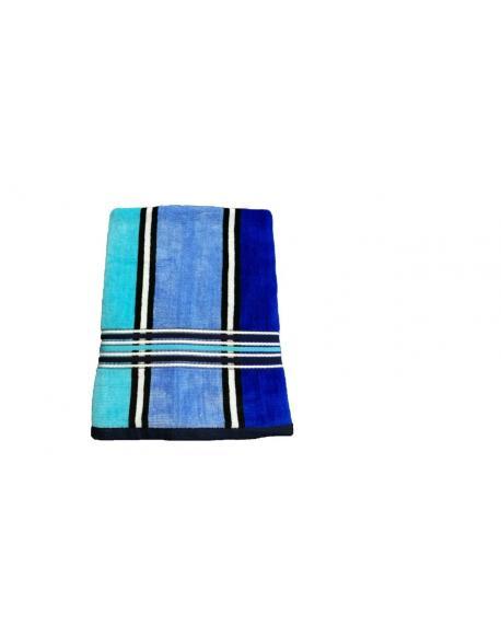 Ručník Rainbow - 50x100 modrá