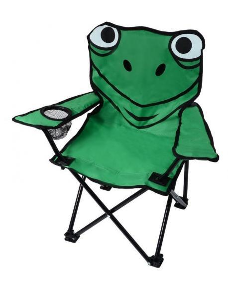 Dětská kempingová židle FROG