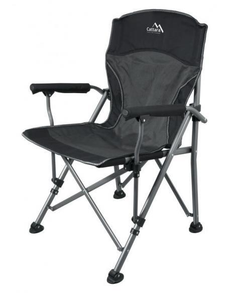 Kempingová skládací židle MERIT XXL - 95 cm