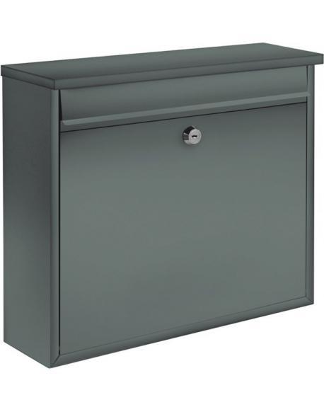 Poštovní schránka - šedá