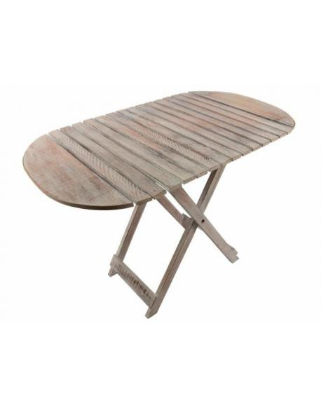 Skládací stole DIVERO Vintage - 85 cm