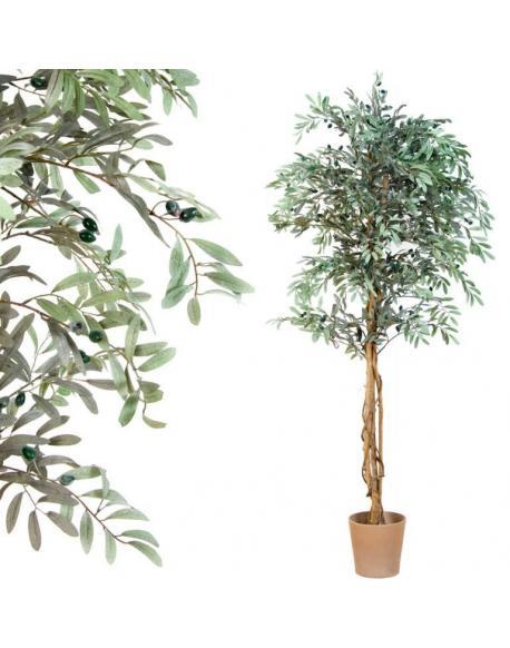 Umělý strom - olivovník - 180 cm