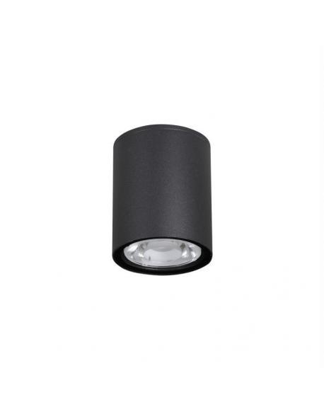 Svítidlo Nova Luce CECI TOP BLACK 2 stropní, IP 65, 6 W