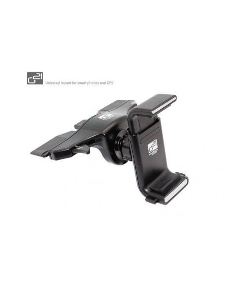 """Držák G21 Smart phones holder CD slot univerzální, pro mobilní telefony do 6"""""""
