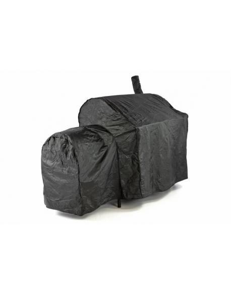 Ochranný obal na gril SMOKER - černý 150x72 cm